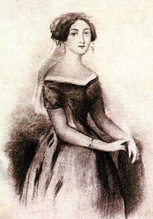 княгиня Нина Чавчавадзе