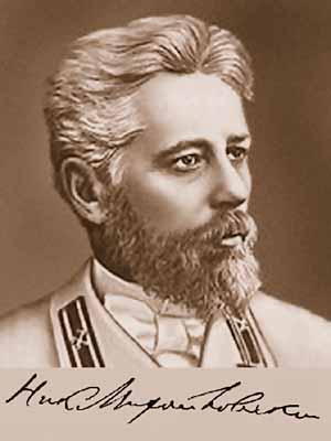 Николай Георгиевич Гарин-Михайловский (Nikolaj Georgievich Garin-Mihajlovskij)