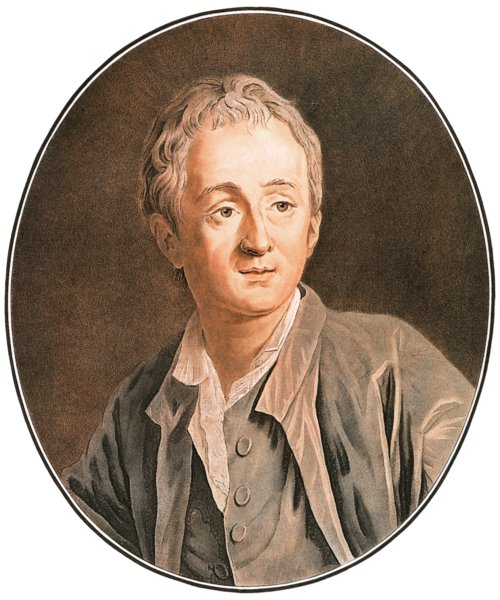 diderot essay on painting