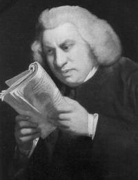 Сэмюэль Джонсон (англ. Samuel Johnson)