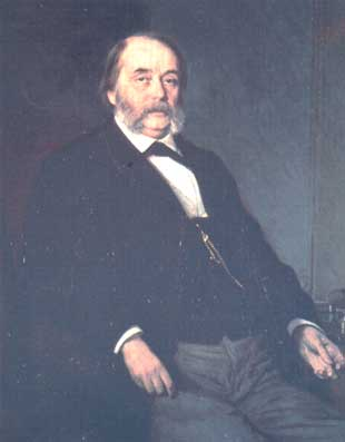 Иван Александрович Гончаров (Ivan Aleksandrovich Goncharov)