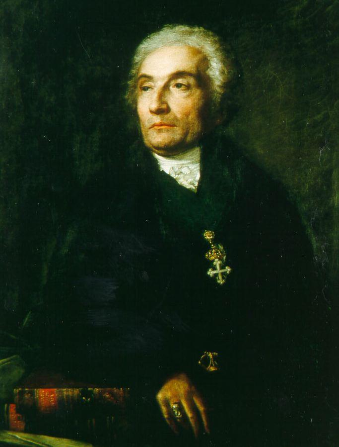 Жозеф-Мари, граф де Местр (фр. Joseph de Maistre)