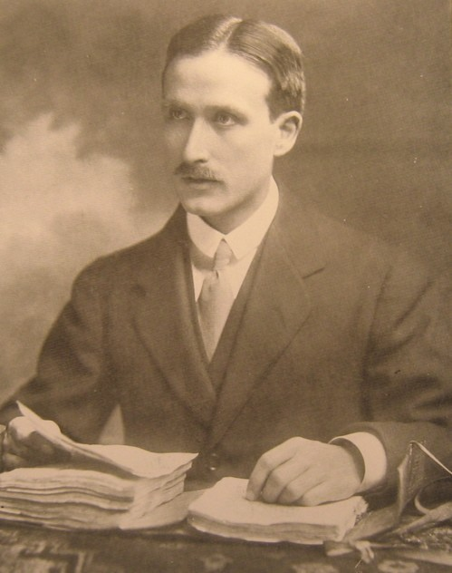 Луи Массиньон (фр. Louis Massignon). 1913 год