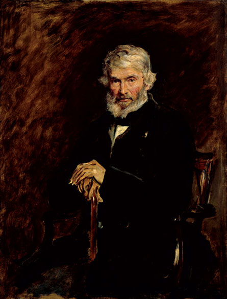 an analysis of the struggle of the working class in chartism a book by thomas carlyle