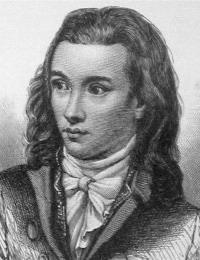 Новалис (нем. Novalis, псевдоним, настоящее имя — Фридрих фон Гарденберг Georg Friedrich Philipp Freiherr von Hardenberg))