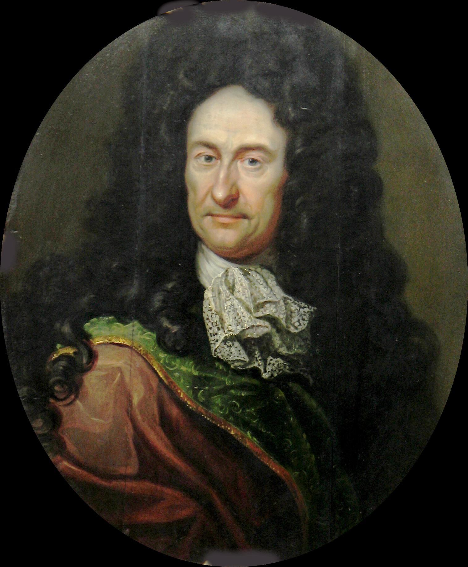 Готфрид Вильгельм Лейбниц (1.07.1646 - 14.11.1716)