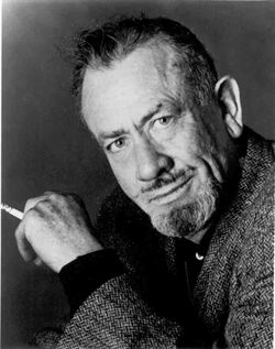 self discovery through relationship in john steinbecks In the fall of 1960 an ailing, out-of-sorts john steinbeck, pretty much depleted as a novelist, decided that his problem was he had lost touch with america he outfitted a three-quarter-ton pickup.