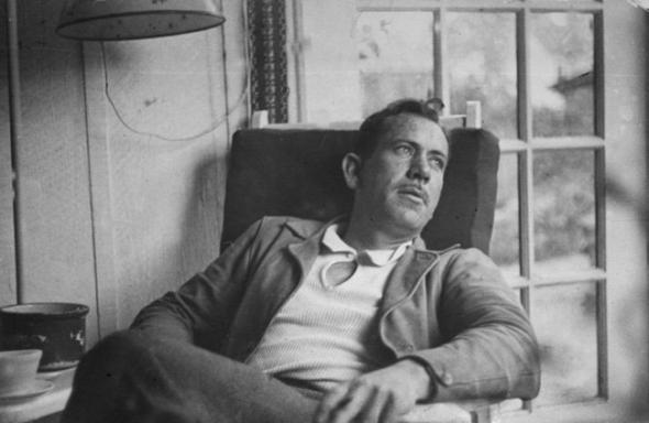 the life and works of john ernst steinbeck