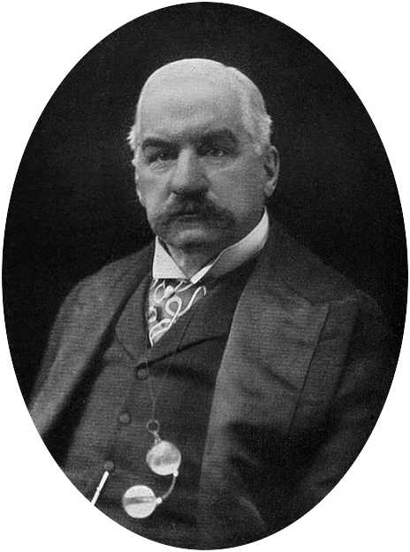 the biography of john pierpont morgan the businessman Jp morgan is credited as financier, philantropist, us steel john pierpont morgan was an american financier, banker and art collector who dominated corporate finance and industrial consolidation during his time.
