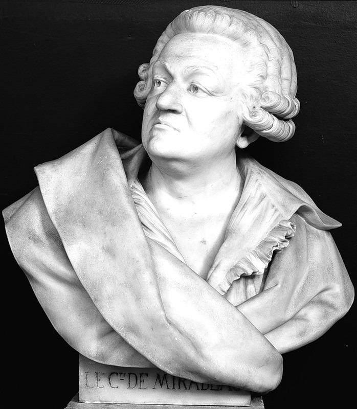 Оноре Габриэль Рикетти де Мирабо (фр. Honore Gabriel Riqueti, comte de Mirabeau)