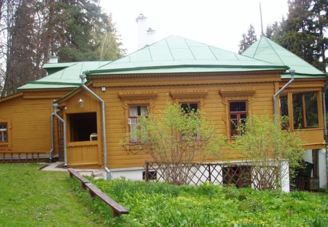 Дом-музей Пришвина М.М. Дунино (Московская область)