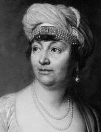 Анна-Луиза Жермена де Сталь (баронесса де Сталь-Гольштейн; фр. Anne-Louise Germaine baronne de Stael-Holstein), известная просто как мадам де Сталь (фр. Madame de Stael)