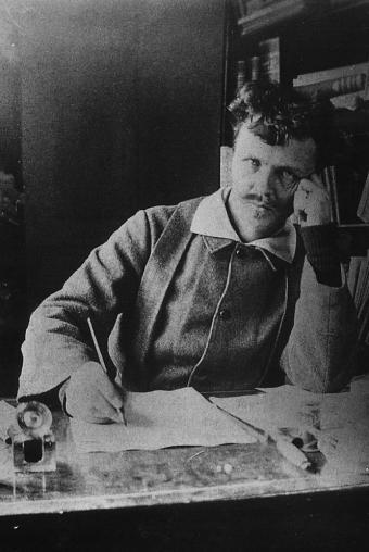 August Strindberg (Estocolmo, 1849-1912)