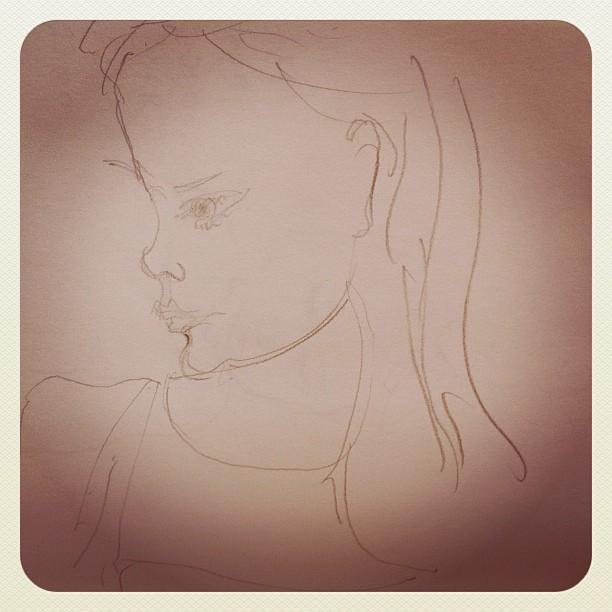 Gaia, 2004, The August Strindberg Sketchbook.
