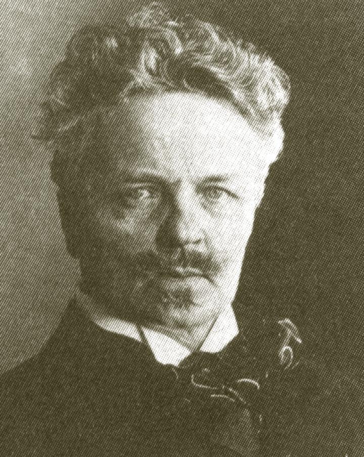 Юхан Август Стриндберг (Johan August Strindberg)