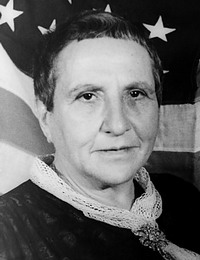 Гертруда Стайн (англ. Gertrude Stein)