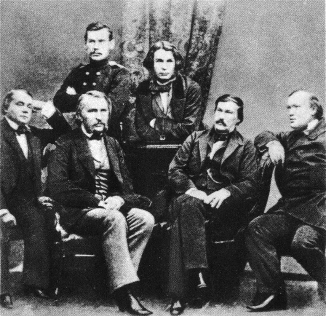 Толстой и его знакомства мопассан