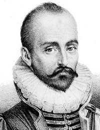 Мишель де Монтень (фр. Michel de Montaigne; полное имя — Мишель Эйкем де Монтень, фр. Michel Eyquem de Montaigne)