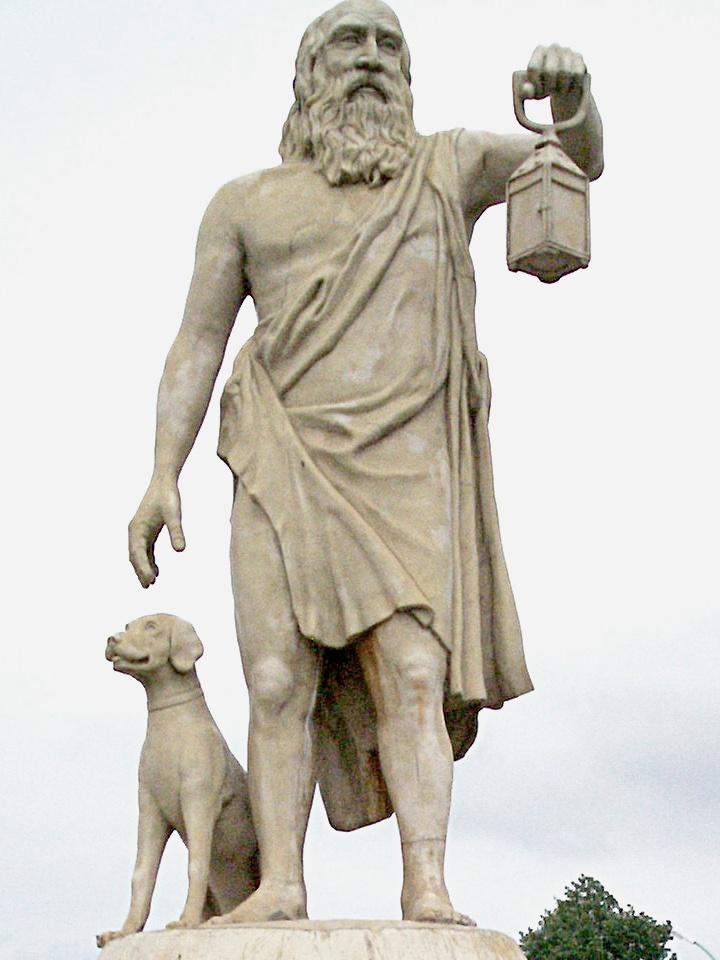 Диоген Синопский (лат. Diogenes Sinopeus)