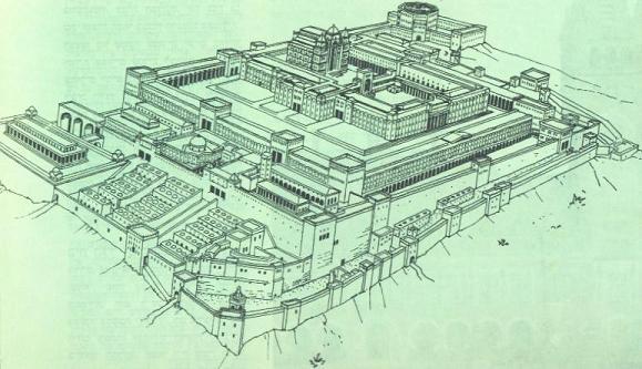Первый храм Царя Соломона