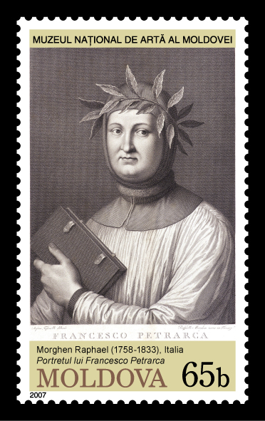 Почтовая марка Молдовы, 2007 год