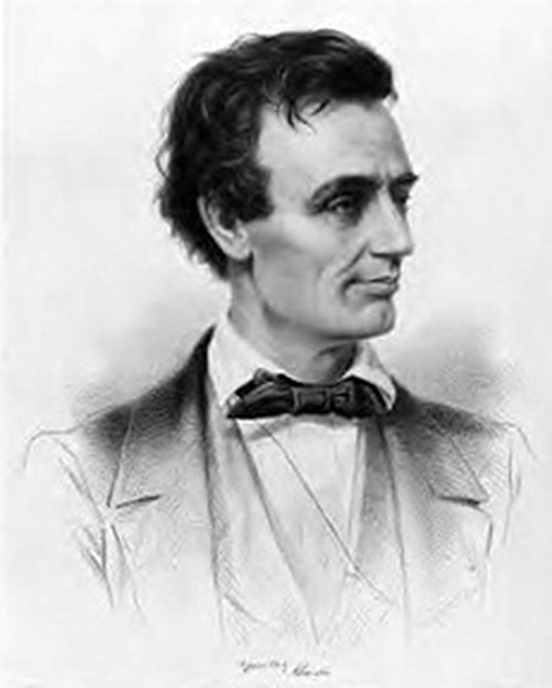 Авраам Линкольн в юности