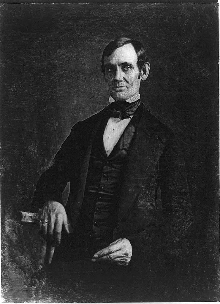 Авраам Линкольн в 1846 году