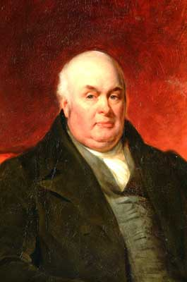 Отец Чарльза — Роберт Дарвин.