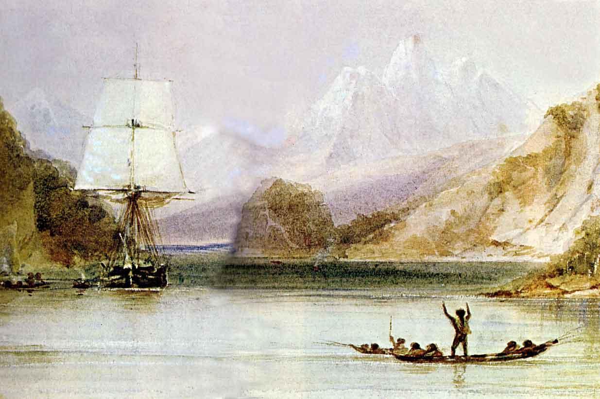 Пока Бигль производил съёмку береговой линии Южной Америки, Дарвин начал строить теории о чудесах природы, окружавших его.