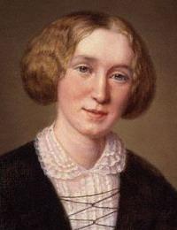 Джордж Элиот (англ. George Eliot; настоящее имя Мэри Энн Эванс, Mary Ann Evans)