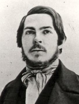 Фридрих Энгельс (нем. Friedrich Engels). В 1840 году