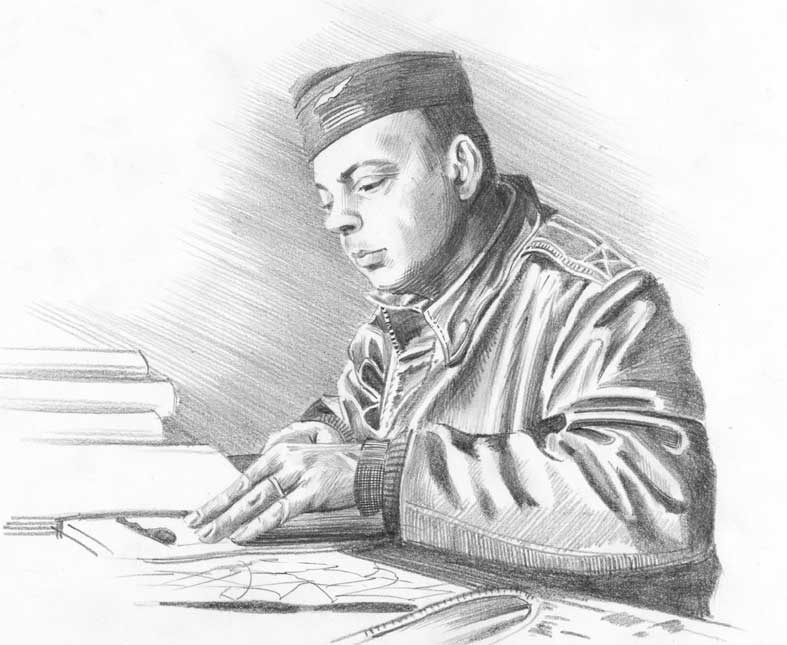 Антуан Мари Жан-Батист Роже де Сент-Экзюпери (фр. Antoine Marie Jean-Baptiste Roger de Saint-Exupery)