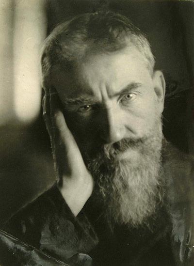 Джордж Бернард Шоу (англ. George Bernard Shaw)