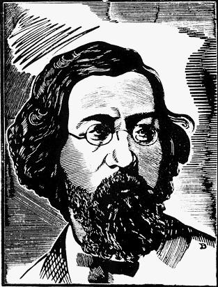 Николай Гаврилович Чернышевский (Nikolaj Gavrilovich Chernyshevskij)