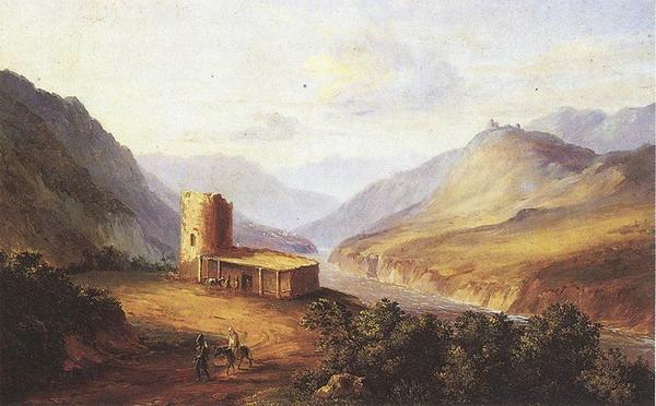 ������-���������� ������ ���� ������ (���������� ��� � ������). 1837. ������� �. �. ����������. ������, �����.