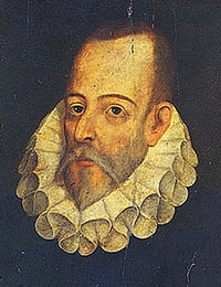 Мигель де Сервантес Сааведра (исп. Miguel de Cervantes Saavedra)