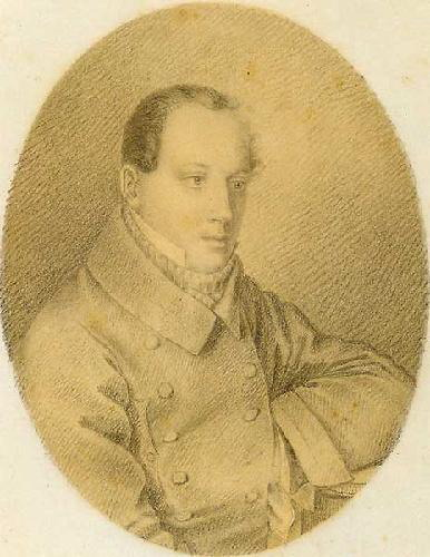 Пётр Яковлевич Чаадаев в 1820-е годы