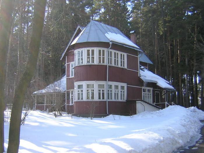 Дом-музей Б. Л. Пастернака в Переделкино