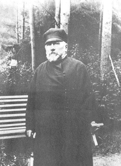 Н.С. Лесков 17 июля 1892 г.