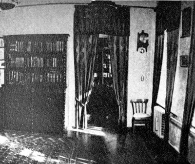 Петербургский кабинет Н.С. Лескова