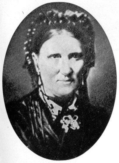 Марья Петровна Лескова, мать писателя. Фотография.