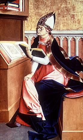 Аврелий Августин (лат. Aurelius Augustinus, Блаженный Августин, Святитель Августин)
