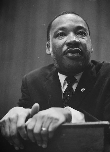 ������ ����� ���� (����. Martin Luther King)