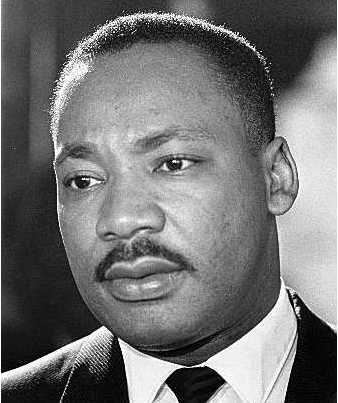    (. Martin Luther King)