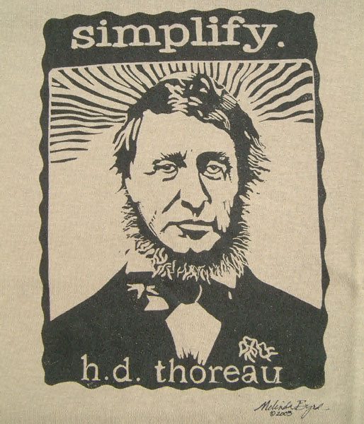 Генри Дэвид Торо (англ. Henry David Thoreau)