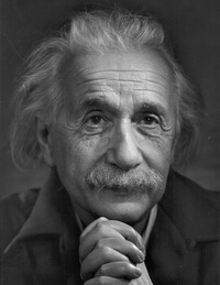 Альберт Эйнштейн (нем. Albert Einstein)