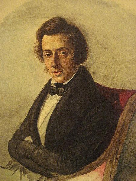 Фредерик Франсуа Шопен (фр. Frеdеric Franсois Chopin)