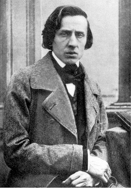 Фредерик Франсуа Шопен (фр. Frеdеric Franсois Chopin), 1849