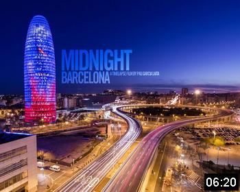 Полночь в Барселоне (Midnight In Barcelona)
